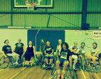 22 November 2016 - Wheelchair Quidditch