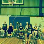 22 November 2016 - Wheelchair Quidditch